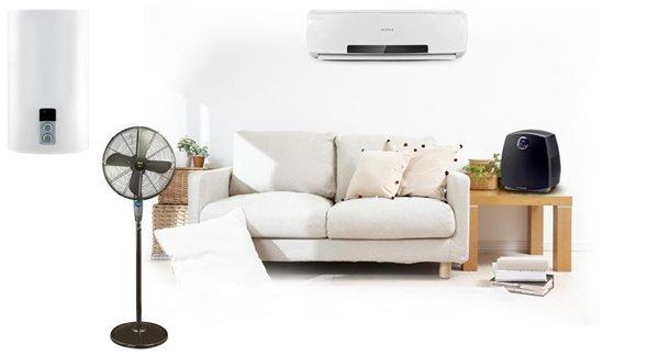 Системы кондиционирования — лучшее спасение от жары